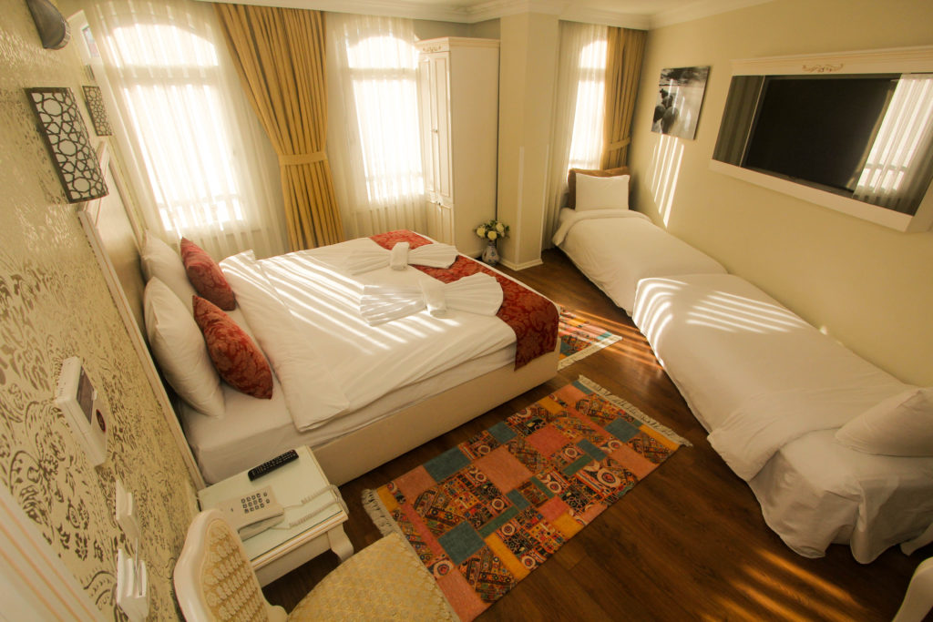 Family Room in Venue Hotel IStanbul Sirkeci