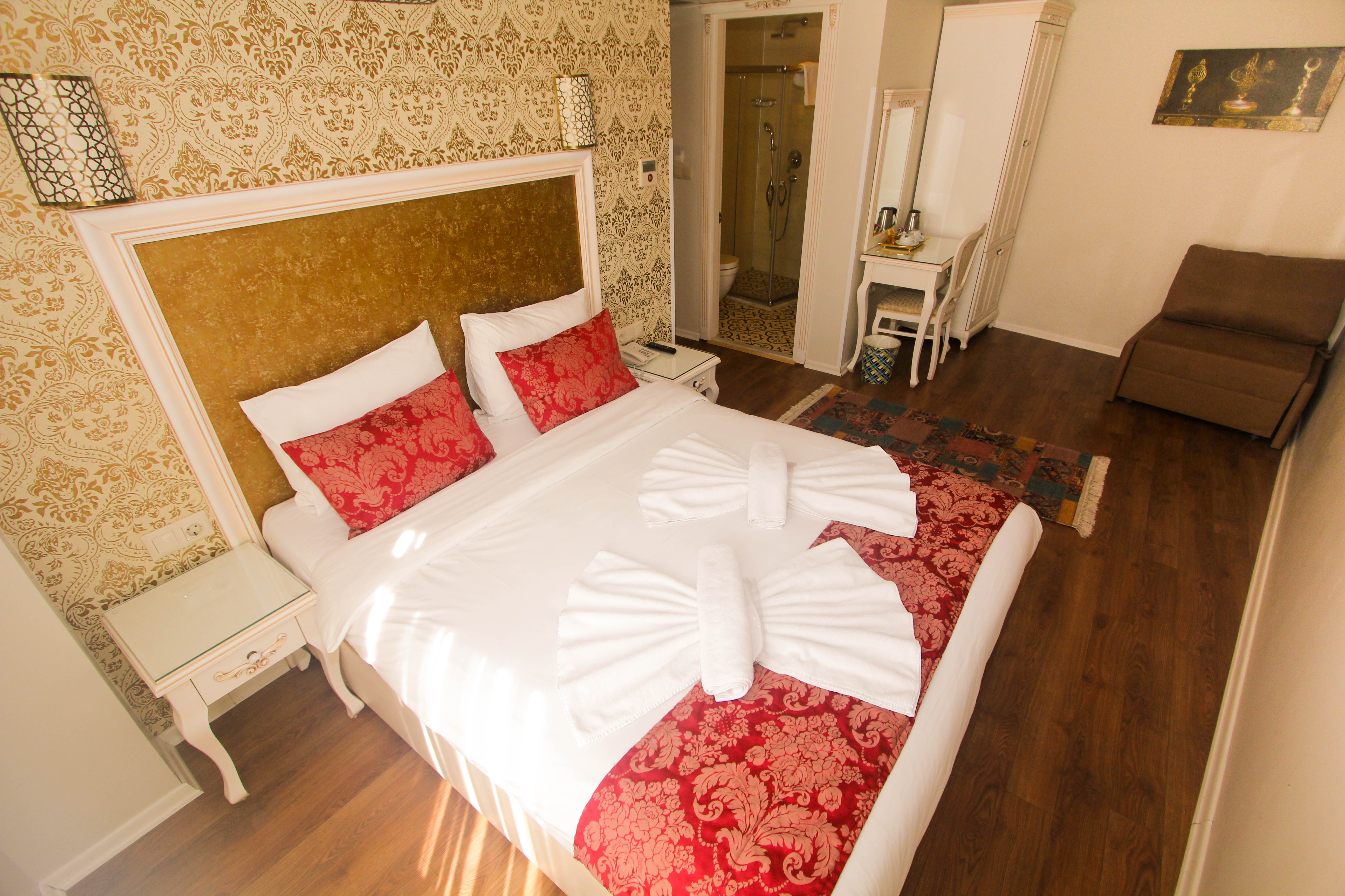 Superior Double / Twin Room in Venue Hotel IStanbul Sirkeci