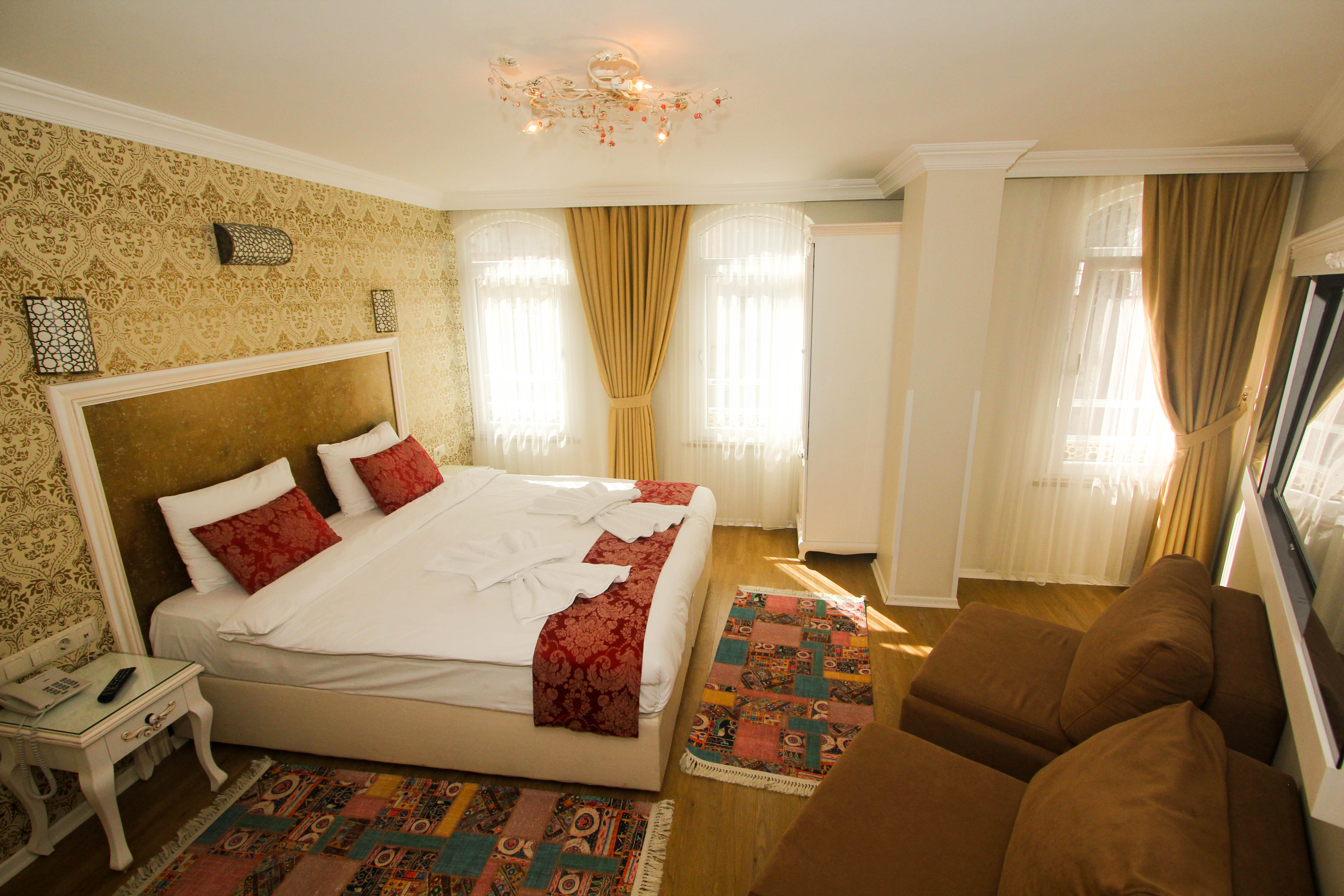 Deluxe Double / Twin Room in Venue Hotel IStanbul Sirkeci